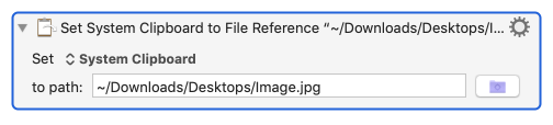 Set Clipboard to File Reference