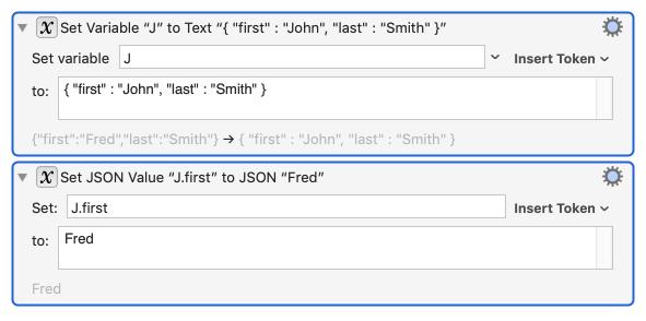 action:Set JSON Value [Keyboard Maestro Wiki]